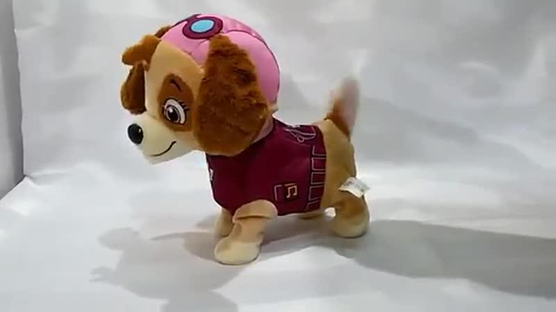 Весёлые собачки из щенячьего патруля