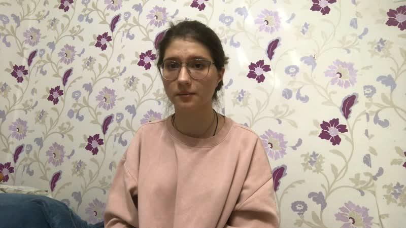 Найди и расскажи: Петропавловская Елизавета, кандидат в члены клуба старшеклассников Цивилизация Юных