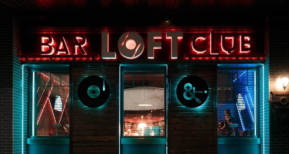 LOFT BAR&CLUB