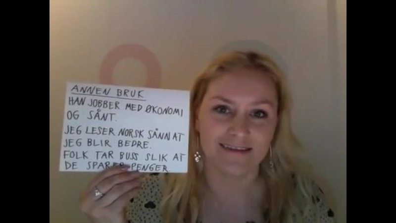 Использование слов SLIK и SÅNN