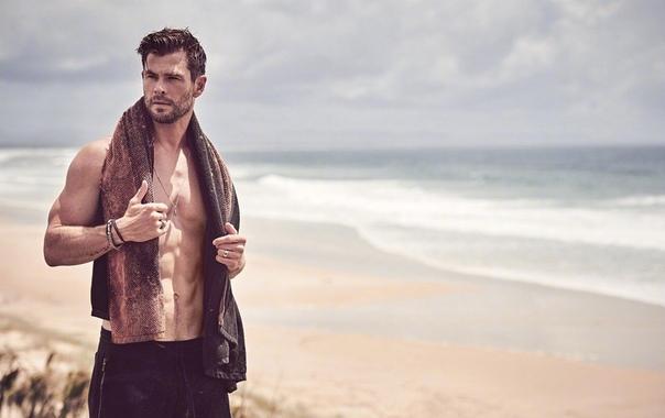 Крис Хэмсворт для GQ Австралия, Май 2020