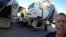 2017 Keystone Montana 3730FL Six Slide Front Living Room Fifth Wheel