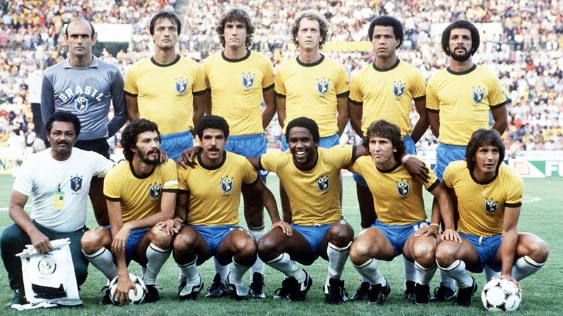 Brazil 1982 ● Greatest Team Ever ||HD|| ►Insane Skills Goals◄