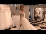Платья с рукавами для осенней и зимней свадьбы