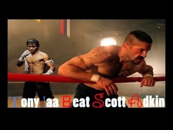 Yuri Boyka Vs ong bak fight scene 2019