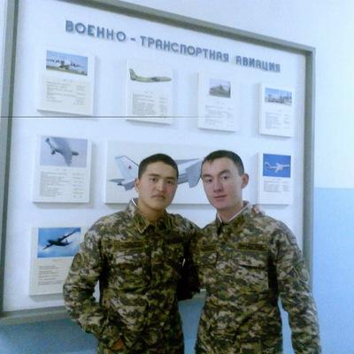 Бексултан Култаев, 30 июля 1992, Тамбов, id212610795
