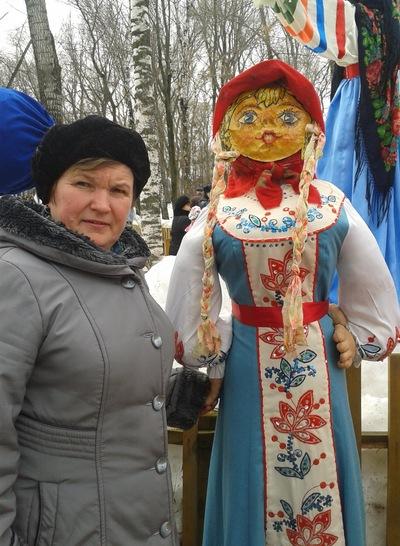 Нина Рысева, 20 ноября 1989, Саратов, id205253886