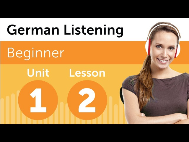 German Listening Practice - Rearranging the Office in Germany