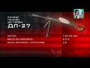 Ручной пулемет Дегтярева - ДП-27