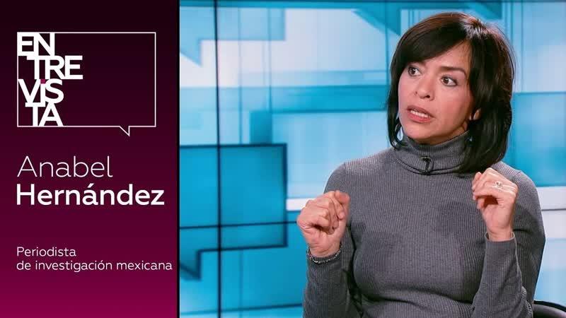 Anabel Hernandez No sé si EE.UU. y México dejarán que 'El Chapo' cuente la verdad sobre sus complicidades