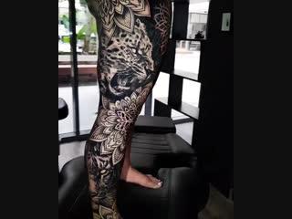 Tattoo artist: kaelin chee