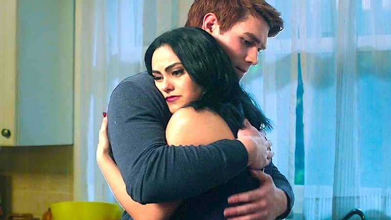 Riverdale 1x10 Archie consoles Veronica, Betty and Jughead argue (2017) 4K ULTRA HD