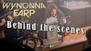 Wynonna Earp 3x03 - Behind the Scenes