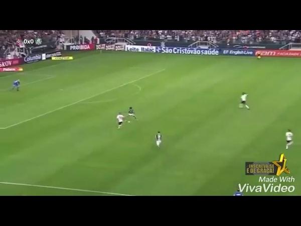 Corinthians 1x0 Palmeiras ( José Silvério ) narração 220217