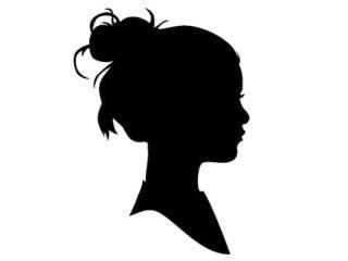 картинки девушек для срисовки