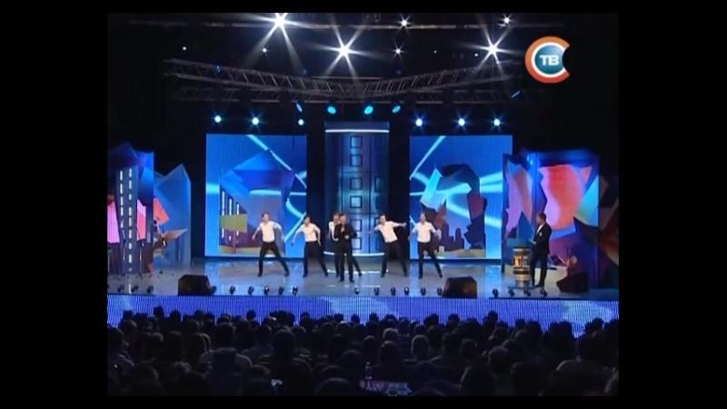 Огни большого города МИРЭА 2013 Первая Лига 1 4 финала Музыкальный номер