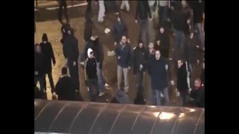 Boulogne vs Auteuil