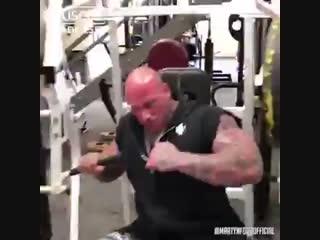 Тренировки Мартина Форда