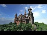 Самый лучший механический дом в MineCraft 1.6.4 - HD