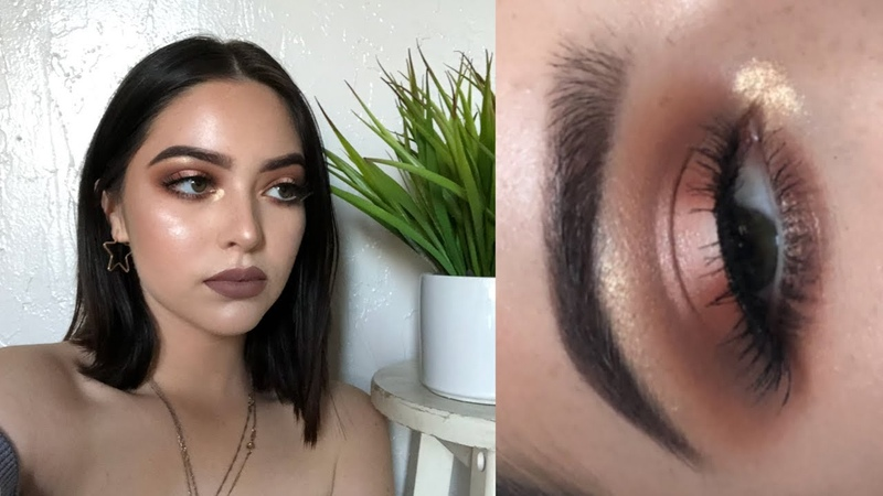 Drugstore Affordable Prom Makeup Tutorial