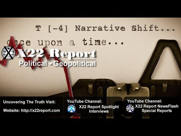 Placeholders Ready To Be Filled, Narrative Change Needed, Be Vigilant - Episode 1816b
