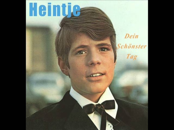 Heintje - Geh Deinen Weg (afkomstig van het album Dein Schönster Tag uit 1969)