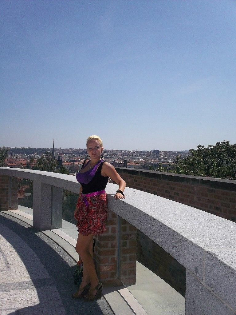 Елена Руденко ( Valteya ) . Чехия. Прага. Лето 2012. YSCpedaBrQ4