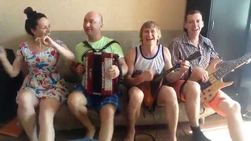 Русская песня от души! Марина Селиванова и Ладъ