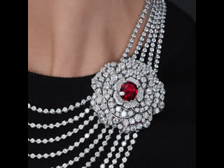 Chanel high jewelry_camelia