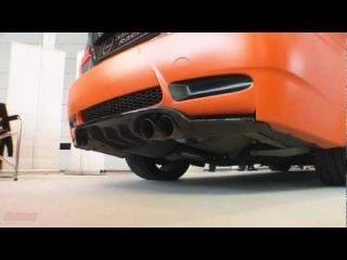 MotormagazinTV - Tuningworld 2011 - BMW M3 V8R 700PS Manhart-Racing