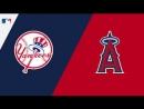 AL / 27.04.2018 / NY Yankees @ LA Angels (1/3)