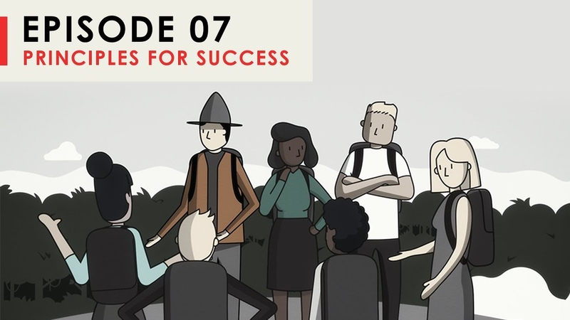 """Principles for Success """"Be Radically Open-Minded"""" 