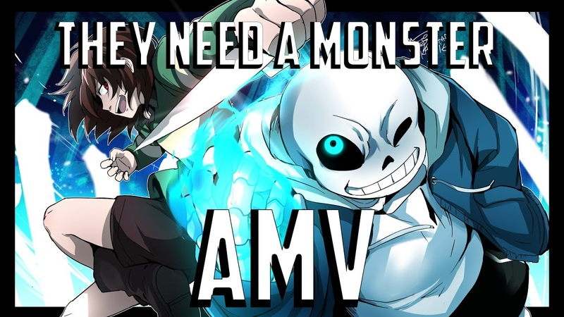 Undertale They need a monster GMV