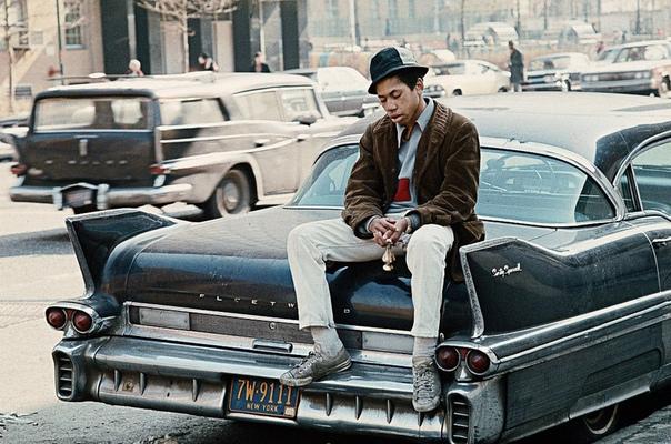 Серия работ фотографа Camilo José Vergara. Нью-Йорк 70-х.