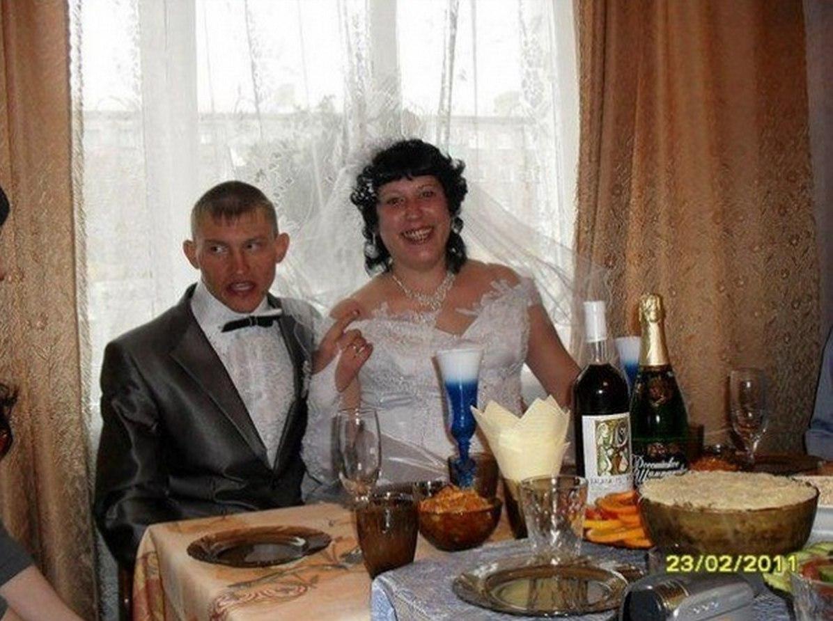 Русские свадьбы фото прикол