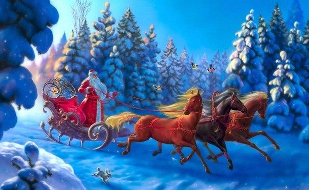 """В ночь с 13 на 14 января в России и некоторых других странах мира отмечается старый Новый год – неофициальный, но любимый в народе праздник, который получил свое название из-за перехода на так называемый """"новый стиль""""."""