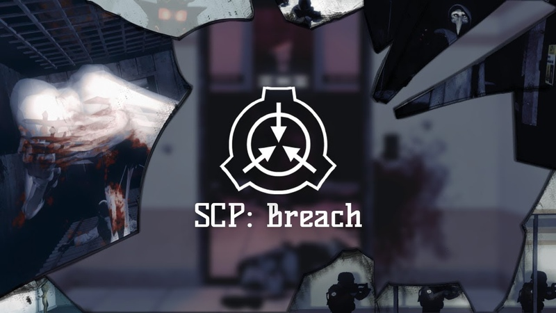 SCP - Breach (ZANICK)