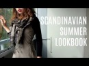 Scandinavian late summer Look book | fall inspiration | studying in Finland!