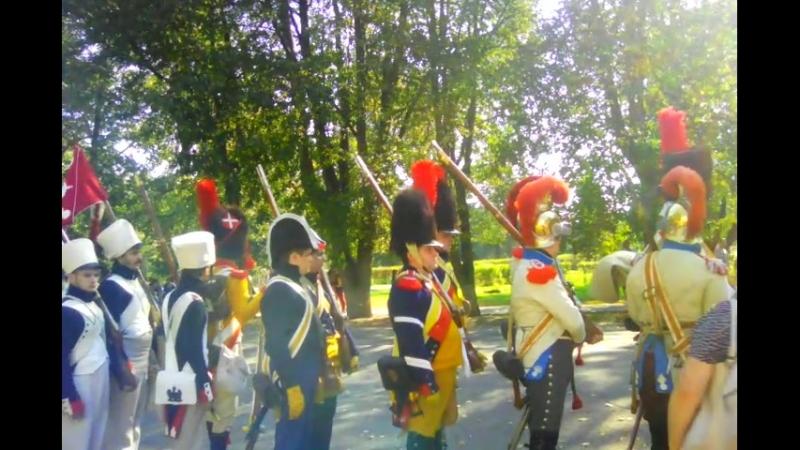Французская кавалерия в Вязьме. » Freewka.com - Смотреть онлайн в хорощем качестве