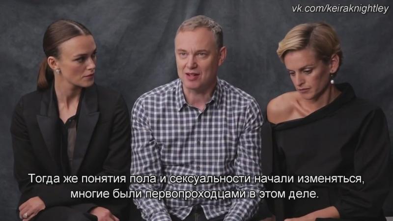 Интервью для Deadline Hollywood (русские субтитры)