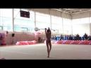 Открытые межрегиональные соревнования по художественной гимнастике 04.05.2019 г..