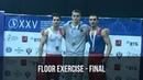 Floor Exercise - CIII | Senior - Voronin Cup 2018 - Вольные упражнения