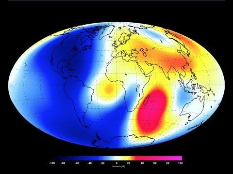 Pole Shift? Earth's Magnetic Field Weakening 10 Times Faster Now, Winter Storm Bruce GSM Updates
