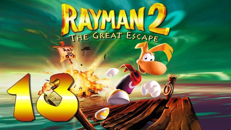 Rayman 2: The Great Escape - Прохождение игры на русском - Вершина мира [13]