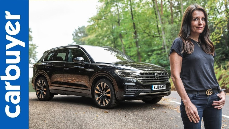 New 2018 Volkswagen Touareg SUV in-depth review – Carbuyer – Ginny Buckley