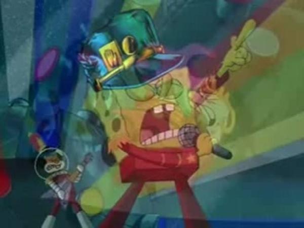 Sono chi no Spongebob