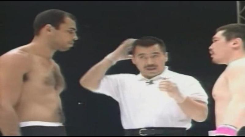 Ebenezer Fontes Braga vs Akira Shoji