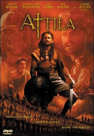 Atila, rey de los hunos (Atila, el huno)