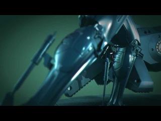 2013 New Robocop Movie: Robocop vs Ed 209 (самый нормальный РобоКоп)