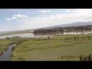 Жемчуг полет на параплане arshan